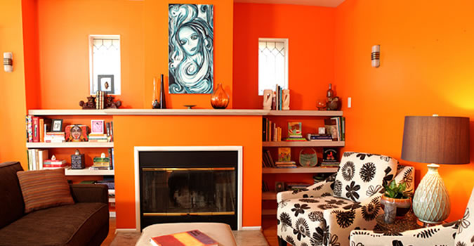 Interior Painting Services in Glendale